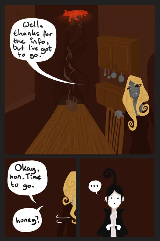 #83: Flee the scene